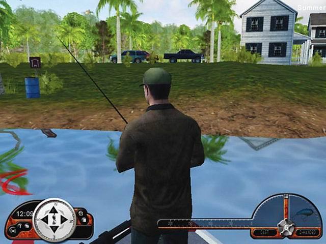 Игра рыбалка freshwater trophies